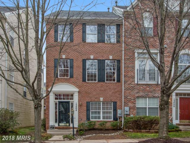 13404 Fountain Club Drive, Germantown, MD 20874 (#MC10215147) :: Dart Homes