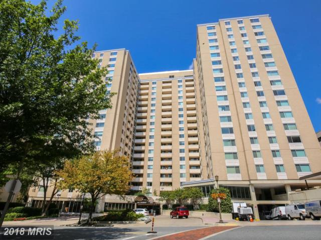 4601 Park Avenue N 1716-R, Chevy Chase, MD 20815 (#MC10215405) :: Dart Homes