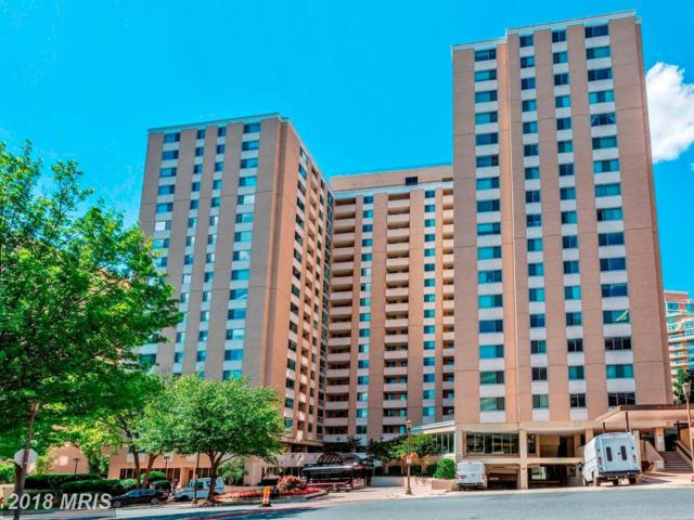 4601 Park Avenue #1420, Chevy Chase, MD 20815 (#MC10216016) :: Dart Homes