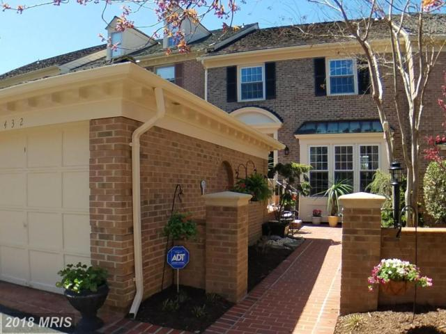 9432 Lost Trail Way #9432, Potomac, MD 20854 (#MC10216266) :: Wilson Realty Group
