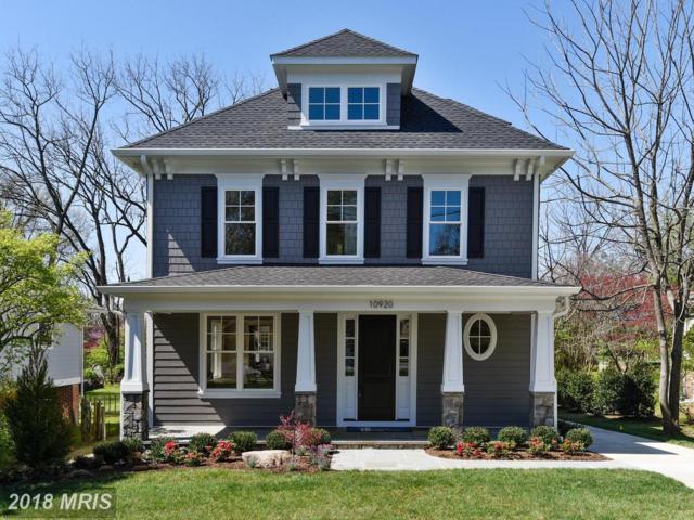 10920 Kenilworth Avenue, Garrett Park, MD 20896 (#MC10216614) :: Dart Homes
