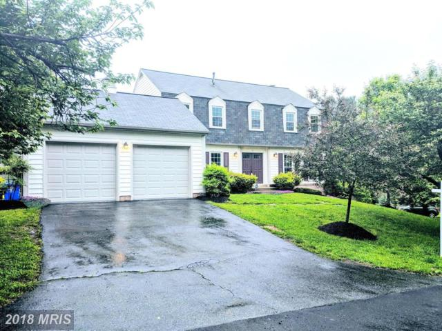 11 Dellcastle Court, Montgomery Village, MD 20886 (#MC10217664) :: Advance Realty Bel Air, Inc