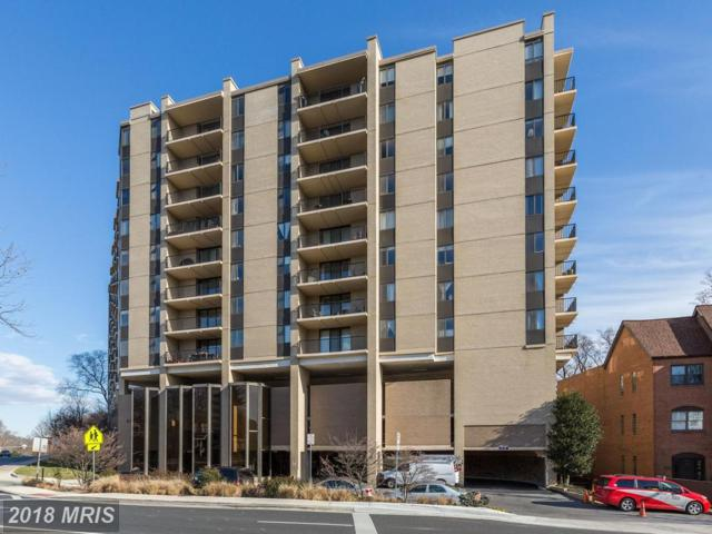 4242 East West Highway #608, Chevy Chase, MD 20815 (#MC10219305) :: Dart Homes