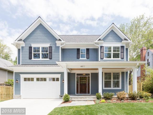 4411 Everett Street, Kensington, MD 20895 (#MC10229183) :: The Withrow Group at Long & Foster