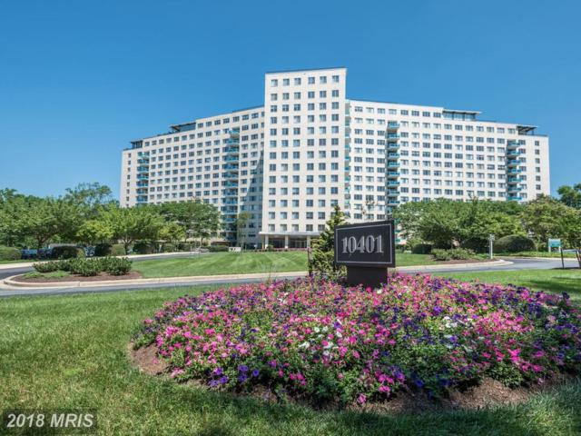 10401 Grosvenor Place #827, Rockville, MD 20852 (#MC10232474) :: Dart Homes