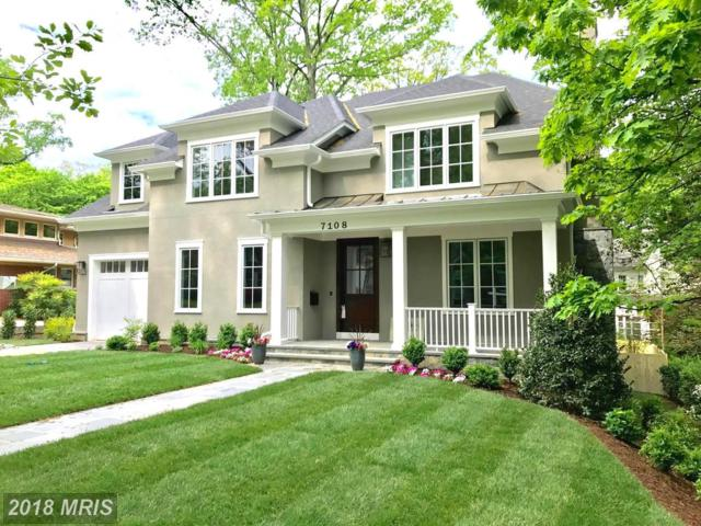 7108 Ridgewood Avenue, Chevy Chase, MD 20815 (#MC10238327) :: Advance Realty Bel Air, Inc