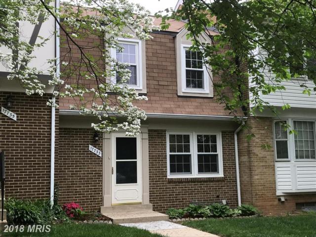 17733 Buehler Road #18, Olney, MD 20832 (#MC10238875) :: Dart Homes