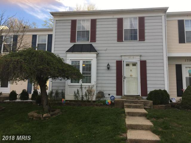 17510 Longview Lane, Olney, MD 20832 (#MC10241151) :: The Withrow Group at Long & Foster