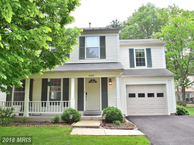 17519 Saint Theresa Drive, Olney, MD 20832 (#MC10242278) :: The Withrow Group at Long & Foster