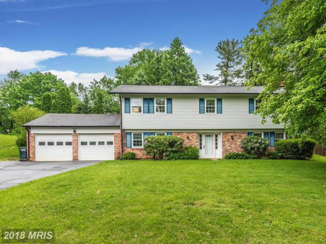 7624 Wheat Fall Court, Rockville, MD 20855 (#MC10244395) :: Frontier Realty Group