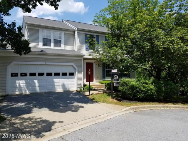 5 Wisely Square Court, Gaithersburg, MD 20877 (#MC10246568) :: Advance Realty Bel Air, Inc
