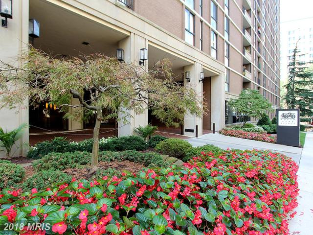 4620 Park Avenue 1409E, Chevy Chase, MD 20815 (#MC10247805) :: The Withrow Group at Long & Foster