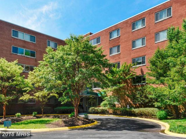 5100 Dorset Avenue #506, Chevy Chase, MD 20815 (#MC10248817) :: Circadian Realty Group