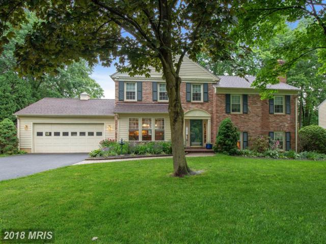 18700 Thornberry Lane, Olney, MD 20832 (#MC10249314) :: The Withrow Group at Long & Foster