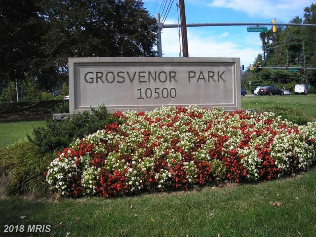 10500 Rockville Pike #1104, Rockville, MD 20852 (#MC10250563) :: The Withrow Group at Long & Foster