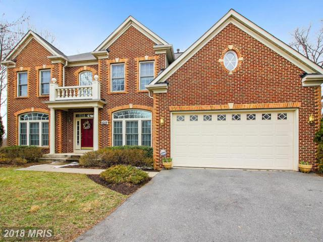 1019 Curtis Place, Rockville, MD 20852 (#MC10250610) :: Circadian Realty Group