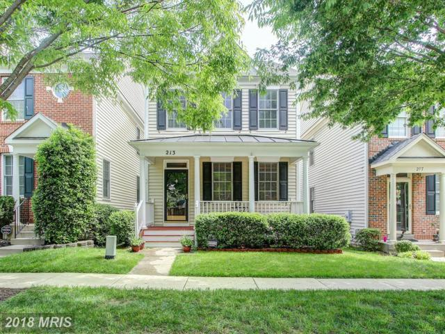 213 Highland Ridge Avenue, Gaithersburg, MD 20878 (#MC10250947) :: Dart Homes