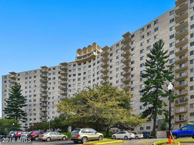 1111 University Boulevard W #606, Silver Spring, MD 20902 (#MC10251033) :: The Withrow Group at Long & Foster