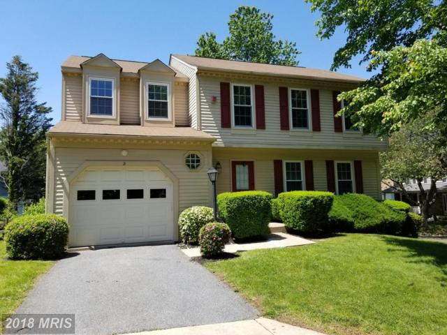 2 Pembrooke View Court, Gaithersburg, MD 20877 (#MC10251163) :: Advance Realty Bel Air, Inc