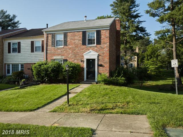 13 Midline Court, Gaithersburg, MD 20878 (#MC10252486) :: The Withrow Group at Long & Foster