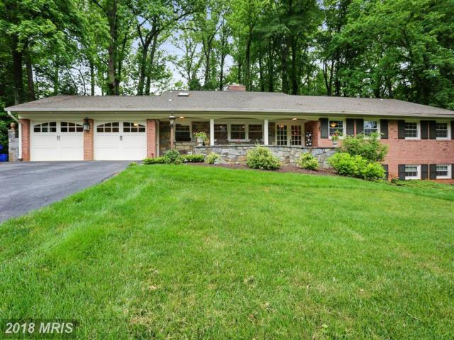 4309 Banff Springs Court, Rockville, MD 20853 (#MC10254523) :: The Gus Anthony Team