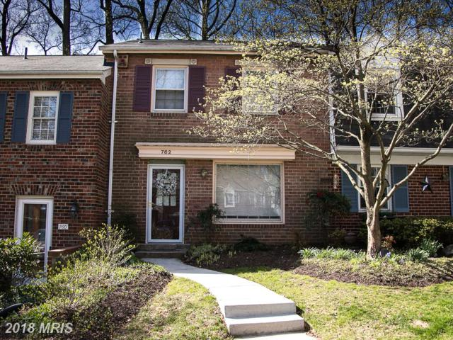 762 Azalea Drive #13, Rockville, MD 20850 (#MC10260308) :: Keller Williams Pat Hiban Real Estate Group