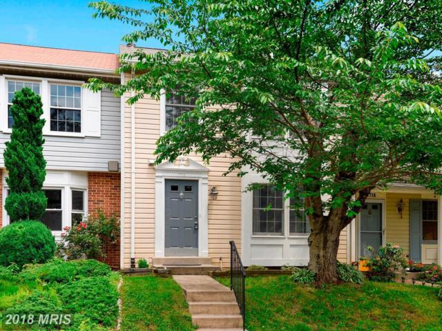 7714 Havenside Terrace, Rockville, MD 20855 (#MC10261633) :: Advance Realty Bel Air, Inc