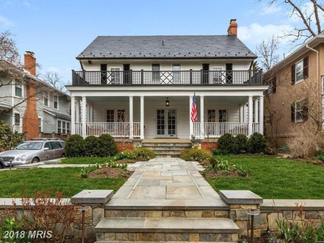7 Hesketh Street, Chevy Chase, MD 20815 (#MC10271644) :: The Foster Group