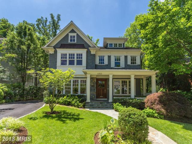 4822 Drummond Avenue, Chevy Chase, MD 20815 (#MC10271791) :: The Foster Group
