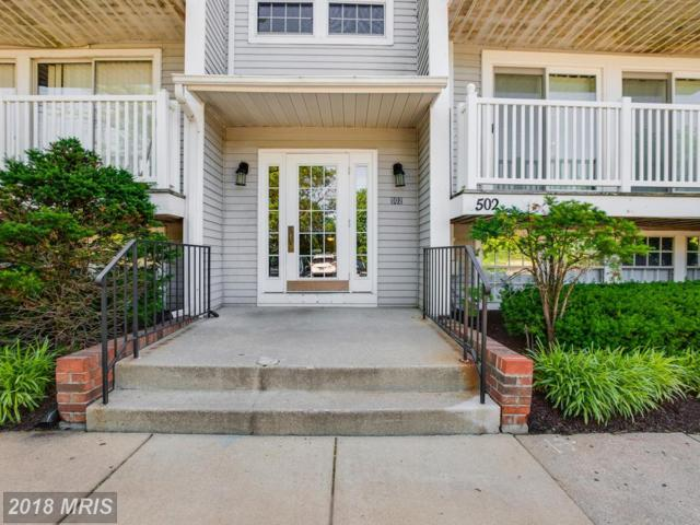 502 Philmont Drive #7, Gaithersburg, MD 20878 (#MC10272177) :: The Speicher Group of Long & Foster Real Estate