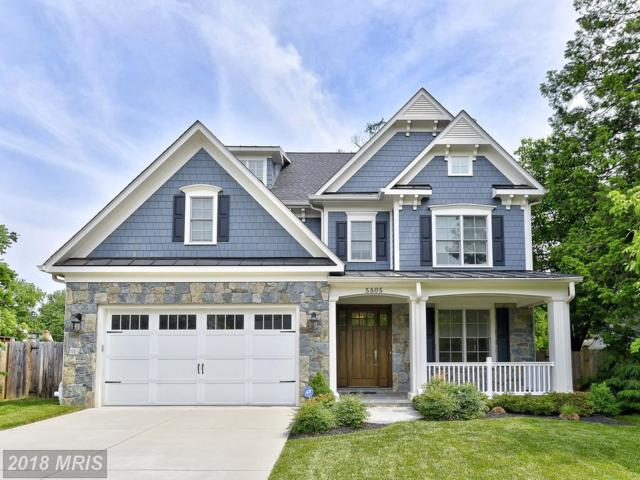 5805 Jarvis Lane, Bethesda, MD 20814 (#MC10276095) :: The Foster Group