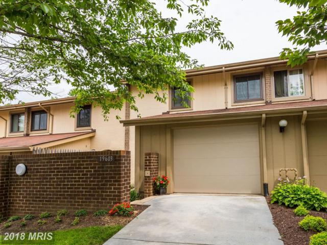 19603 Brassie Place 7-B, Gaithersburg, MD 20879 (#MC10276427) :: The Speicher Group of Long & Foster Real Estate