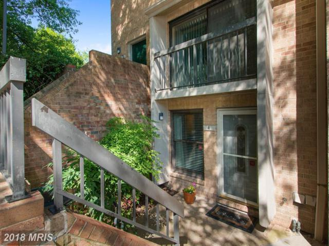 4 Dudley Court #2, Bethesda, MD 20814 (#MC10276442) :: The Foster Group