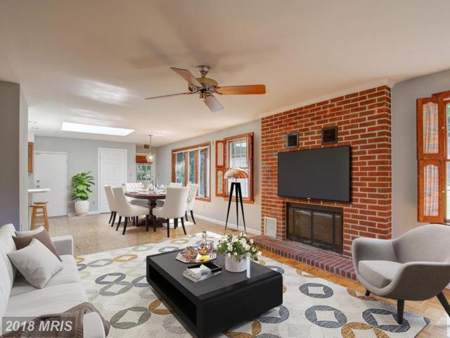 9305 Milroy Place, Bethesda, MD 20814 (#MC10276472) :: The Foster Group