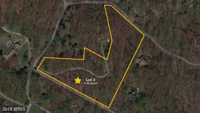 14105--LOT 3 Berryville Road, Darnestown, MD 20874 (#MC10279249) :: Circadian Realty Group