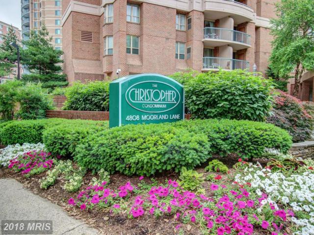 4808 Moorland Lane #207, Bethesda, MD 20814 (#MC10280967) :: Keller Williams Pat Hiban Real Estate Group