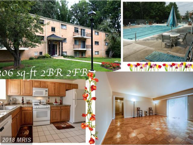 10613 Montrose Avenue M 104, Bethesda, MD 20814 (#MC10291792) :: Provident Real Estate