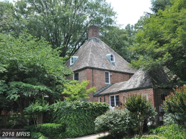 3807 Blackthorn Street, Chevy Chase, MD 20815 (#MC10292053) :: Eng Garcia Grant & Co.
