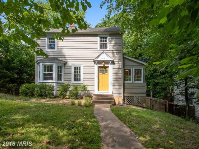 8018 Maple Avenue, Takoma Park, MD 20912 (#MC10295718) :: The Withrow Group at Long & Foster