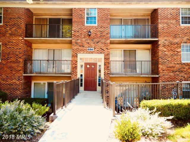 886 College Parkway #304, Rockville, MD 20850 (#MC10298127) :: Provident Real Estate