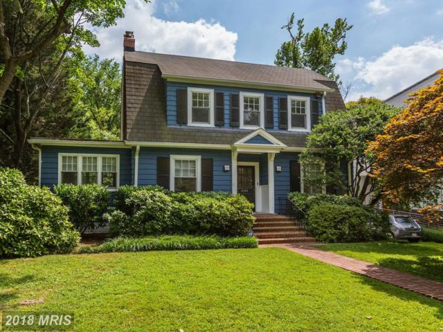 4000 Underwood Street, Chevy Chase, MD 20815 (#MC10299246) :: The Daniel Register Group