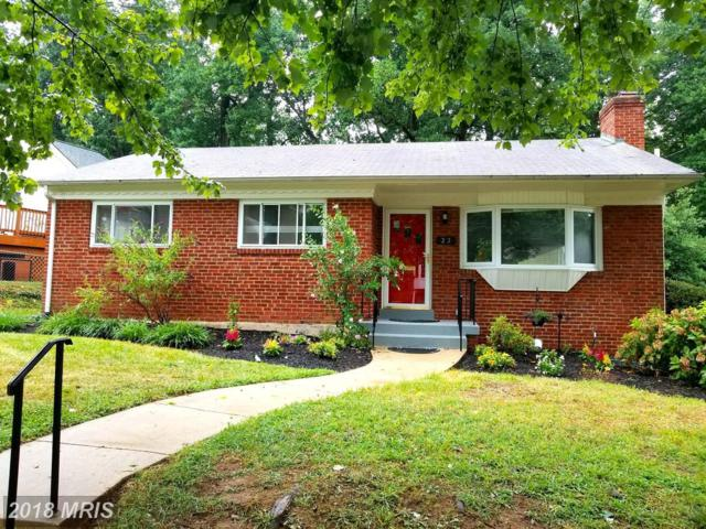 23 Eastmoor Drive, Silver Spring, MD 20901 (#MC10299897) :: Blackwell Real Estate