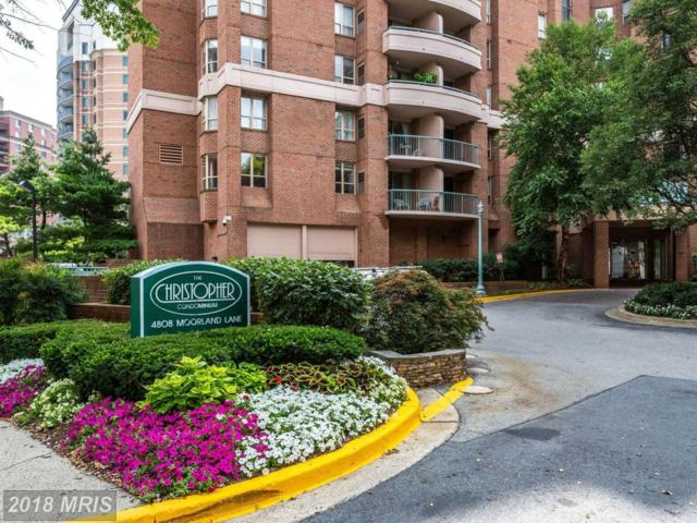 4808 Moorland Lane #607, Bethesda, MD 20814 (#MC10301782) :: Eng Garcia Grant & Co.