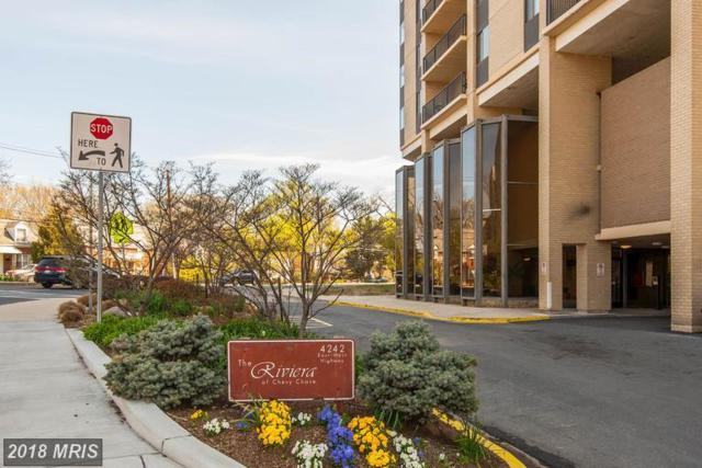 4242 East West Highway #505, Chevy Chase, MD 20815 (#MC10302370) :: The Daniel Register Group