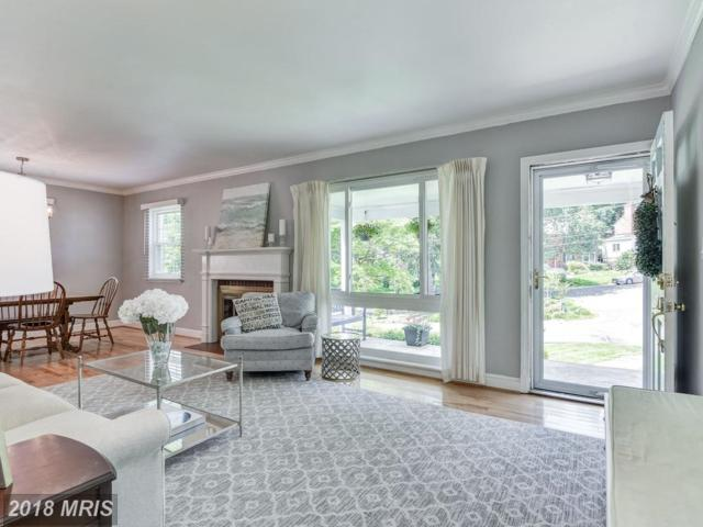 5808 Cleves Lane, Bethesda, MD 20816 (#MC10302971) :: The Sebeck Team of RE/MAX Preferred