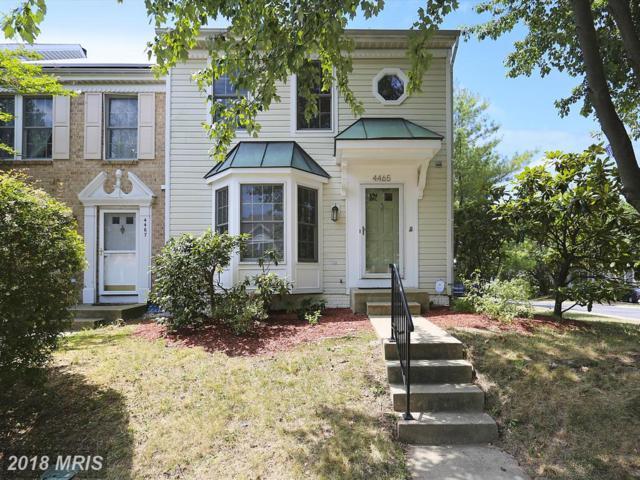 4465 Regalwood Terrace, Burtonsville, MD 20866 (#MC10303230) :: CR of Maryland