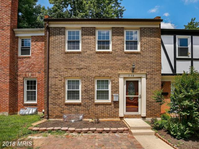 238 Gold Kettle Drive, Gaithersburg, MD 20878 (#MC10303318) :: The Withrow Group at Long & Foster