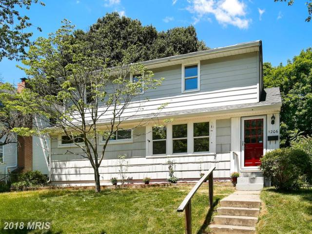 1206 Highwood Road, Rockville, MD 20851 (#MC10304108) :: The Sebeck Team of RE/MAX Preferred