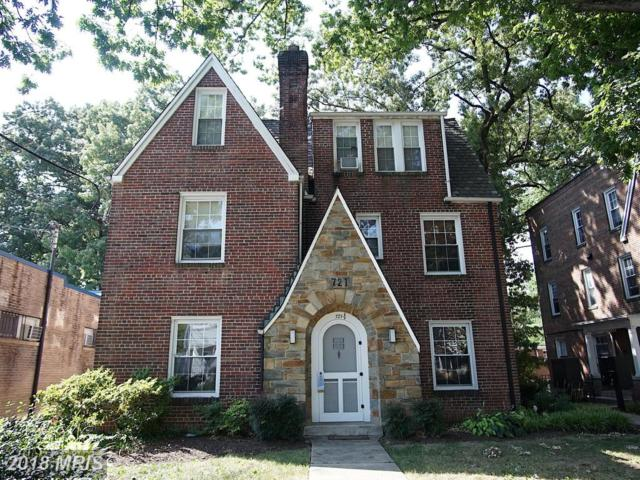 721 Erie Avenue #6, Takoma Park, MD 20912 (#MC10304272) :: The Withrow Group at Long & Foster