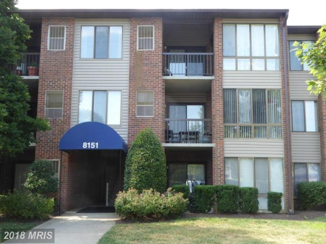 8151 Needwood Road #204, Derwood, MD 20855 (#MC10305425) :: The Daniel Register Group